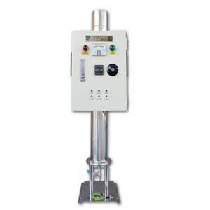 Stérilisateur uv vertical 8176 litres par heure