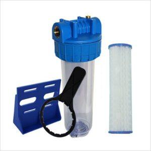 Filtre-eau-anti-sediments-plissee lavable