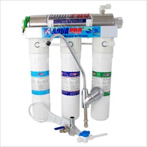 Sterilisateur uv + purificateur d'eau