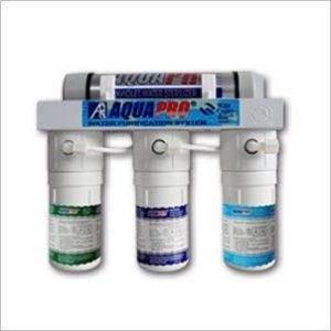 sterilisateur uv purificateur d'eau 3 niveaux aquapro