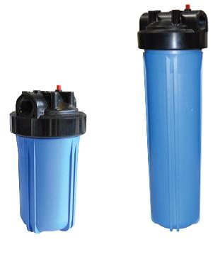 Pré-filtration stérilisateur UV