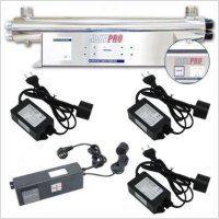 Stérilisateur UV 48 gpm 10900 litres par heure