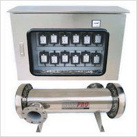 Stérilisateur uv 27250 litres par heure