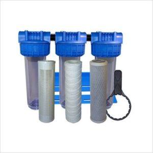 Unité de préfiltration eau uv eau brute