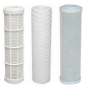 filtre de remplacement station UV 10 et 20 pouces