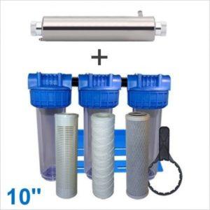 station-uv-480-litres-par-heure-filtration-desinfection-eau-dans-la-cuisine